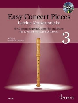 - Easy Concert Pieces Vol. 3 - Sheet Music - di-arezzo.co.uk