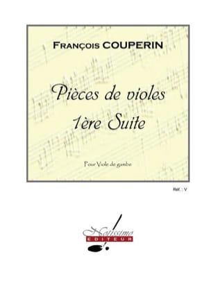 François Couperin - Pieces of Viols - 1st suite - Sheet Music - di-arezzo.com