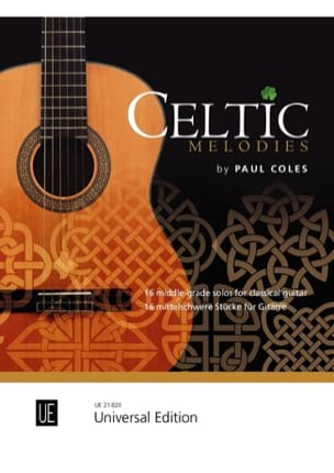 Paul Coles - Celtic Melodies - Partition - di-arezzo.fr