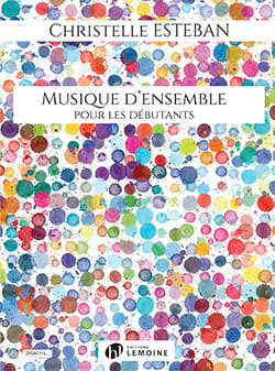 Christelle Esteban - Ensemble Music for Beginners - Partition - di-arezzo.co.uk