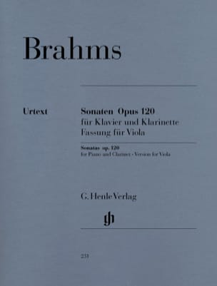 BRAHMS - Exhausted - Sheet Music - di-arezzo.com
