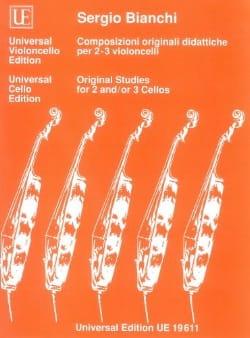 Didaktische Kompositionen - 2-3 Violoncelles - laflutedepan.com