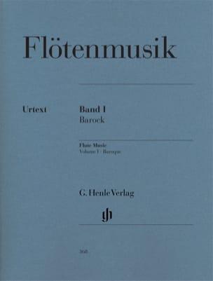 - Musique pour flute 1 : baroque - Partition - di-arezzo.fr