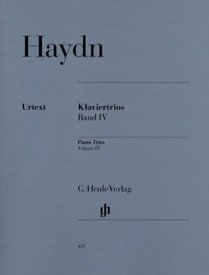 HAYDN - Klaviertrios - Bd. 4: Hob. 15: 18-26 - Sheet Music - di-arezzo.co.uk