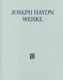 Werke mit Baryton - HAYDN - Partition - laflutedepan.com