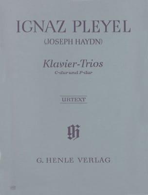 Trios avec piano (attribués à Joseph Haydn) - laflutedepan.com