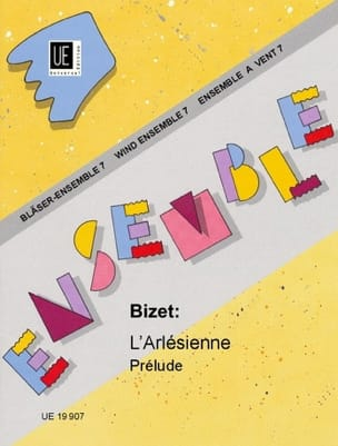 BIZET - The Arlesienne - Prélude - Bläser-Ensemble - Sheet Music - di-arezzo.co.uk