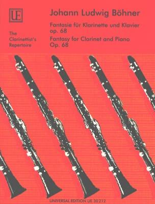 Fantasie für Klarinette und Klavier Op. 68 - laflutedepan.com