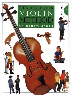 Violin Method, Volume 1 - Student Eta Cohen Partition laflutedepan