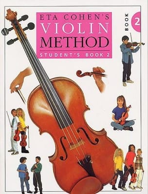 Eta Cohen - Violin Method, Volume 2 – Student - Partition - di-arezzo.fr