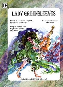 Karl Bruckner - Lady Greensleeves - Partition - di-arezzo.fr