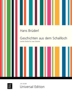 Geschichten aus dem Schalloch - Hans Brüderl - laflutedepan.com