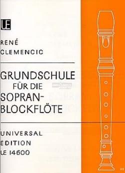 René Clemencic - Grundschule für die Sopranblockflöte - Partitura - di-arezzo.it