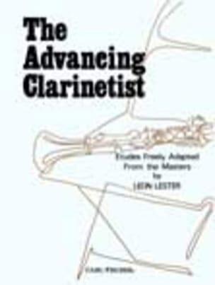 The Advancing Clarinetist - Partition - laflutedepan.com