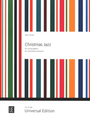 James Rae - Christmas Jazz – Cello - Partition - di-arezzo.fr