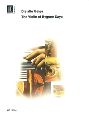 Baroque Recueil - Die Alte Geige - Sheet Music - di-arezzo.co.uk