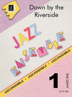 Down by the Riverside - Jazz Ensemble Trad. / Rae James laflutedepan