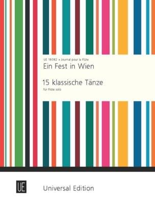 Ein Fest in Wien – Flöte solo - Joseph Küffner - laflutedepan.com