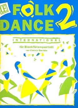 Folk Dance international - 2 - Blockflötenquartett - laflutedepan.com