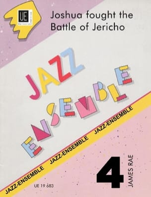 Joshua fought the Battle of Jericho - Jazz Ensemble laflutedepan
