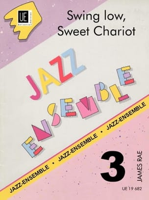 Swing low, Sweet chariot - Jazz Ensemble laflutedepan