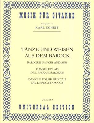 - Tänze und Weisen aus dem Barock - Sheet Music - di-arezzo.com
