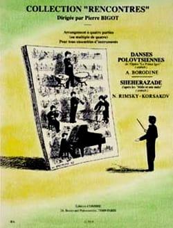 Danses polovtsiennes - Sheherazade - laflutedepan.com