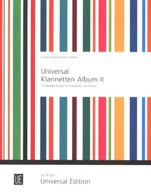 - Universal Klarinetten Album Vol.2 - Sheet Music - di-arezzo.com
