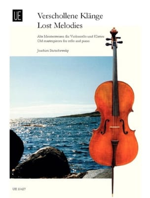 Verschollene Klänge - Joachim Stutschewsky - laflutedepan.com