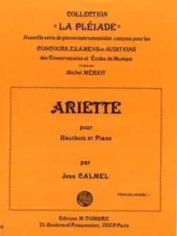 Jean Calmel - Arlette - Sheet Music - di-arezzo.com