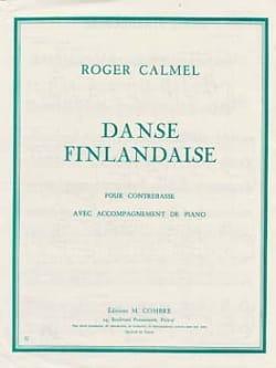 Danse finlandaise - Roger Calmel - Partition - laflutedepan.com