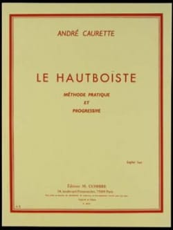 André Caurette - The oboeist - Sheet Music - di-arezzo.com