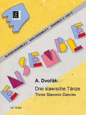 DVORAK - 3 Slawische Tänze - Bläser-Ensemble - Sheet Music - di-arezzo.com