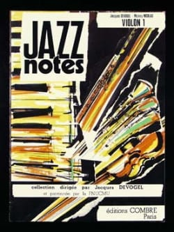 Jazz Notes - Volume 1 - Violon laflutedepan