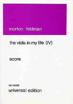 Morton Feldman - The viola in my life 4 - Sheet Music - di-arezzo.com