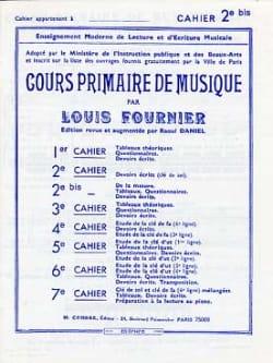 Cours primaire de musique n° 2 bis Louis Fournier laflutedepan