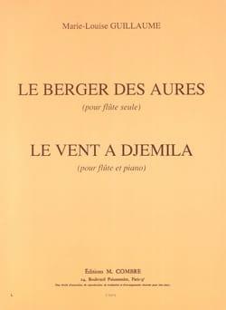Marie-Louise Guillaume - Le berger des aures / Le vent à Djemila - Partition - di-arezzo.fr