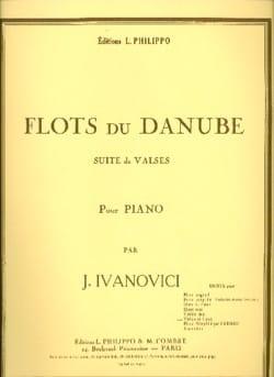 Flots du Danube - Josef Ivanovici - Partition - laflutedepan.com
