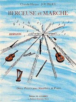Claude-Henry Joubert - Berceuse et Marche - Partition - di-arezzo.fr