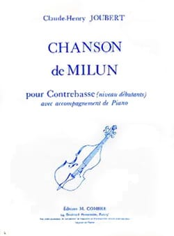 Claude-Henry Joubert - Song of Milun - Sheet Music - di-arezzo.co.uk