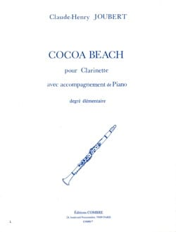 Claude-Henry Joubert - Cocoa-Beach - Sheet Music - di-arezzo.co.uk