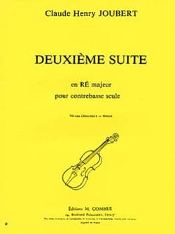Claude-Henry Joubert - Suite # 2 in D major - Sheet Music - di-arezzo.com