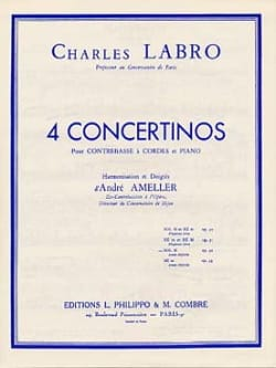 Charles Labro - Concertino in G major op. 32 - Sheet Music - di-arezzo.co.uk
