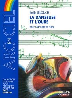 Emile Lelouch - La Danseuse et L'ours - Partition - di-arezzo.fr