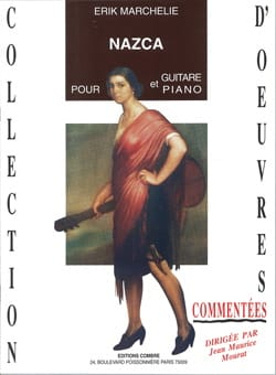 Erik Marchelie - Nazca pour Guitare et Piano - Partition - di-arezzo.fr