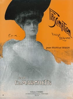 F. D. Marchetti - Fascination - Sheet Music - di-arezzo.co.uk