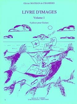 De Chamisso Mayran - Livre D'images Volume 1 - Guitare - Partition - di-arezzo.fr