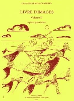 de Chamisso Olivier Mayran - Livre D'images Volume 2 - Partition - di-arezzo.fr