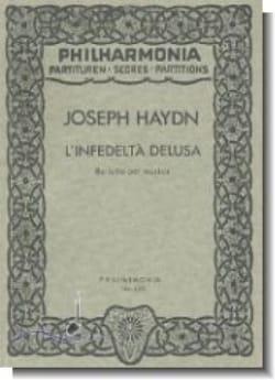 L'Infedelta delusa – conducteur - Joseph Haydn - laflutedepan.com