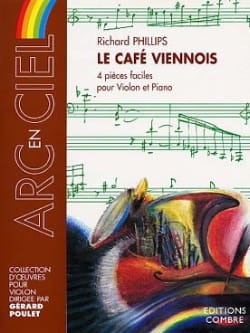 Richard Phillips - Le Café viennois - Partition - di-arezzo.fr
